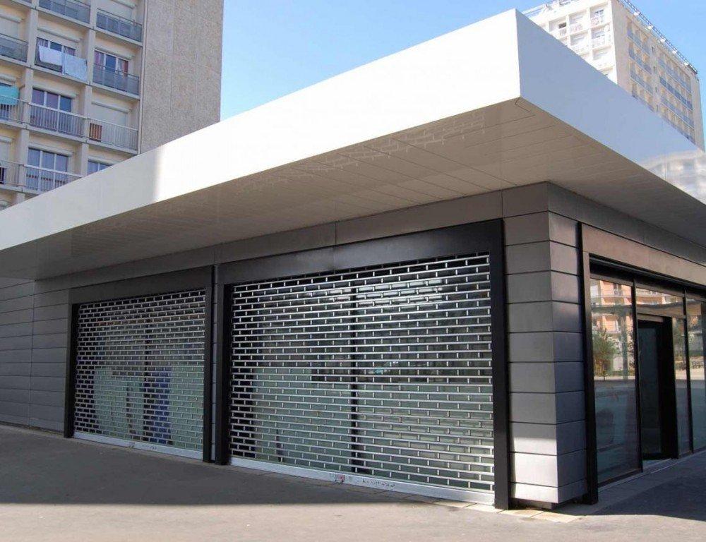 Réparation rideaux metallique Chassagny (69700)